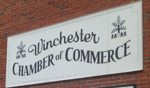 chamber outdoor sign