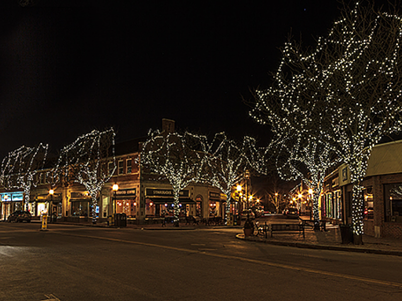 lights of love - Lighting Up Our Town, Along With 'Lights Of Love' - Winchester